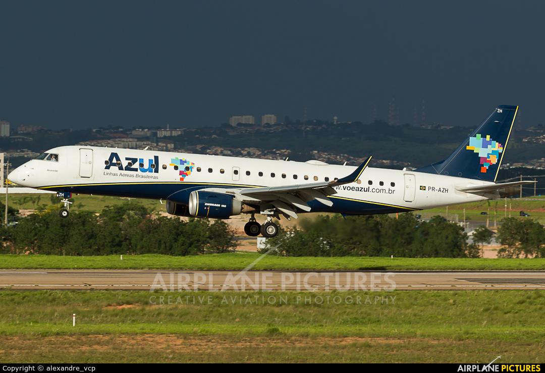 Azul Linhas Aéreas PR-AZH aircraft at Campinas - Viracopos Intl
