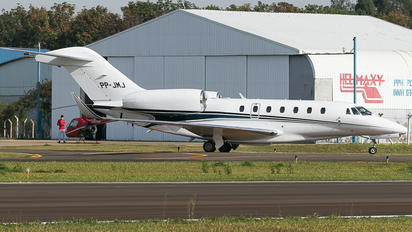 PP-JMJ - Private Cessna 750 Citation X