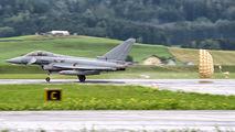 7L-WF - Austria - Air Force Eurofighter Typhoon S aircraft