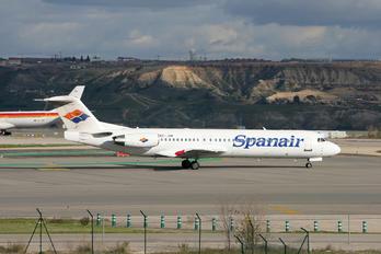 EC-JOM - Spanair Fokker 100