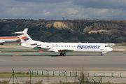 EC-JOM - Spanair Fokker 100 aircraft