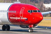 EI-FJB - Norwegian Air International Boeing 737-800 aircraft