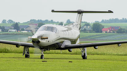 SP-THC - Private Pilatus PC-12