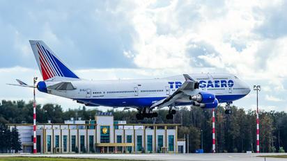 EI-XLI - Transaero Airlines Boeing 747-400