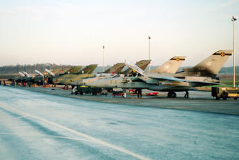 ZE289 - Royal Air Force Panavia Tornado F.3