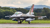 691 - Norway - Royal Norwegian Air Force General Dynamics F-16B Fighting Falcon aircraft