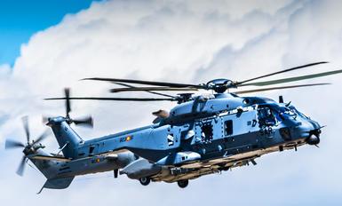 HD.29-16 - Spain - Air Force NH Industries NH-90 TTH