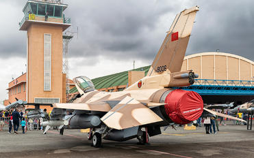 08-8006 - Morocco - Air Force Lockheed Martin F-16CJ Fighting Falcon