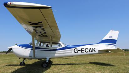 G-ECAK - Private Cessna 172 Skyhawk (all models except RG)