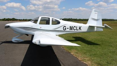 G-MCLK - Private Vans RV-10