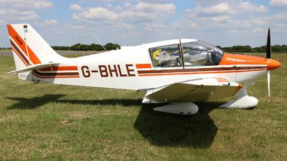 G-BHLE - Private Robin DR.400 series