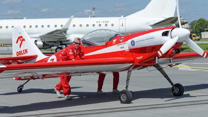 SP-AUD - Grupa Akrobacyjna Żelazny - Acrobatic Group Zlín Aircraft Z-50 L, LX, M series