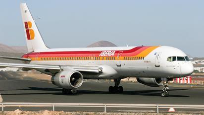 EC-HIV - Iberia Boeing 757-200