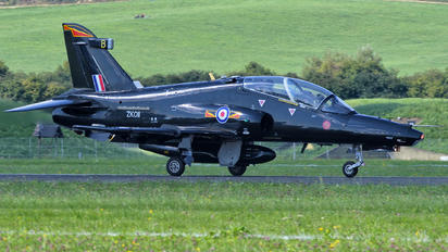 ZK011 - Royal Air Force British Aerospace Hawk T.2