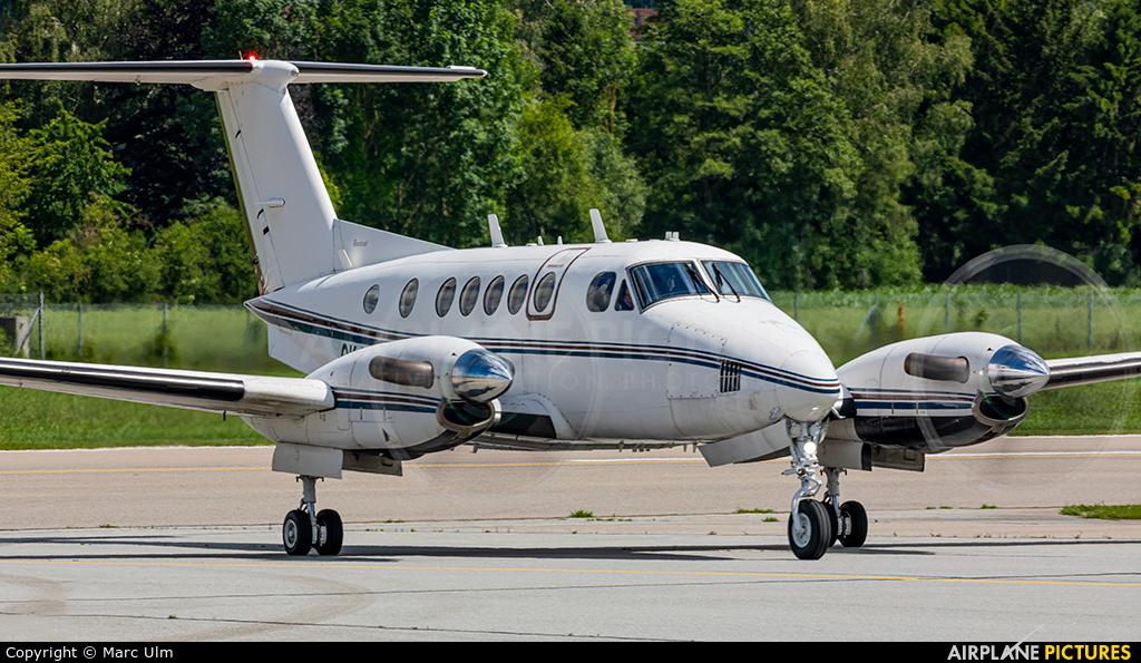 Private OK-MAG aircraft at Augsburg