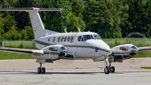 OK-MAG - Private Beechcraft 200 King Air aircraft