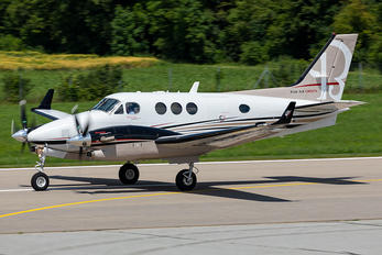 SX-PAK - Private Beechcraft 90 King Air