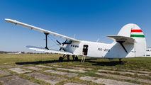 HA-ANI - Private Antonov An-2 aircraft