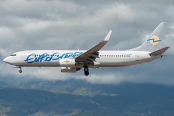 C-GLBW - Eurocypria Airlines Boeing 737-800