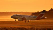 D-AGWV - Eurowings Airbus A319 aircraft