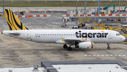 VH-VNK - TigerAir Airbus A320
