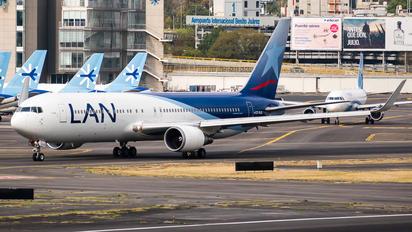 CC-BJA - LAN Airlines Boeing 767-300ER