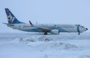 VQ-BNG - NordStar Airlines Boeing 737-800 aircraft
