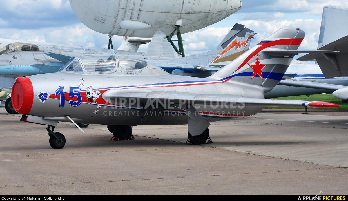 Private RA-0488G aircraft at Zhukovsky International Airport
