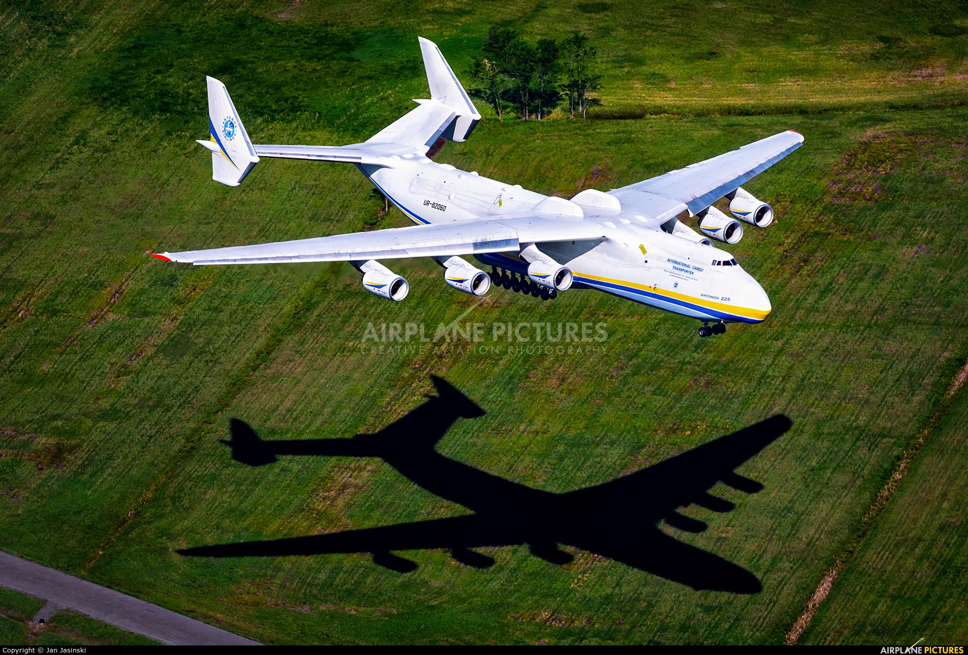Antonov Airlines /  Design Bureau UR-82060 aircraft at Montreal - Mirabel Intl