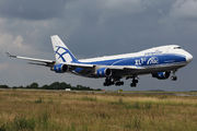 VP-BIG - Air Bridge Cargo Boeing 747-400F, ERF aircraft