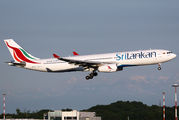 4R-ALP - SriLankan Airlines Airbus A330-300 aircraft