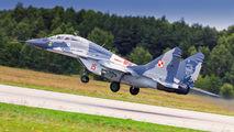 15 - Poland - Air Force Mikoyan-Gurevich MiG-29 aircraft