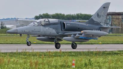 6063 - Czech - Air Force Aero L-159A  Alca