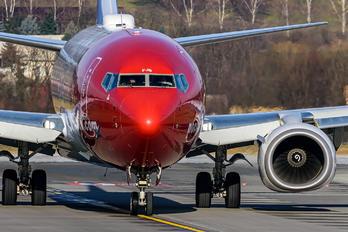 EI-FJB - Norwegian Air International Boeing 737-800