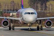 HA-LTB - Wizz Air Airbus A321 aircraft