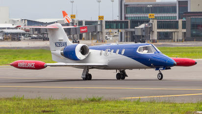 N289AW - Private Bombardier Learjet 35