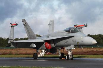 HN-416 - Finland - Air Force McDonnell Douglas F/A-18C Hornet