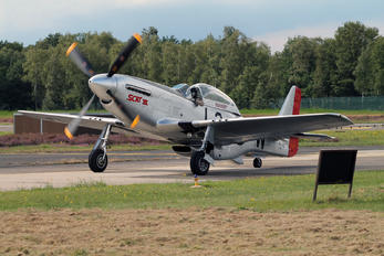 PH-VDF - Private North American F-51D Mustang