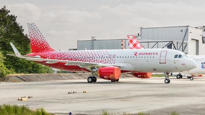 VQ-BSE - Rossiya Airbus A320