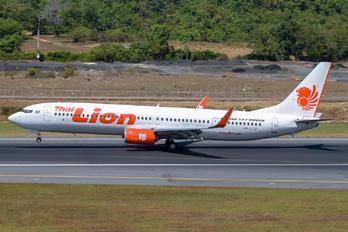 HS-LTZ - Thai Lion Air Boeing 737-900ER