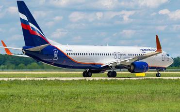 VQ-BHV - Aeroflot Boeing 737-800