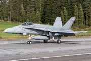 HN-432 - Finland - Air Force McDonnell Douglas F-18C Hornet aircraft