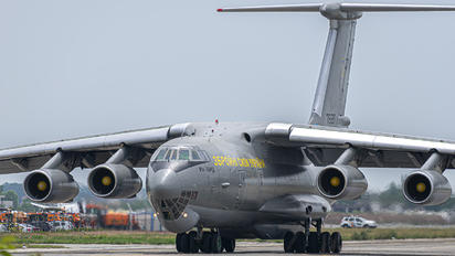 76697 - Ukraine - Air Force Ilyushin Il-76 (all models)