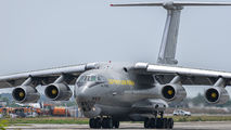 76697 - Ukraine - Air Force Ilyushin Il-76 (all models) aircraft