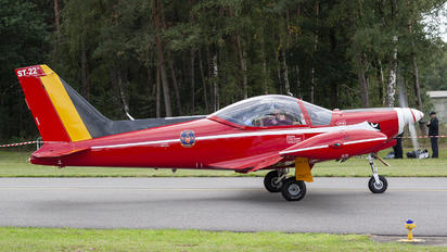 ST-22 - Belgium - Air Force SIAI-Marchetti SF-260