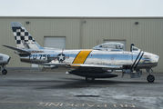 NX1F - Private Canadair CL-13 Sabre (all marks) aircraft