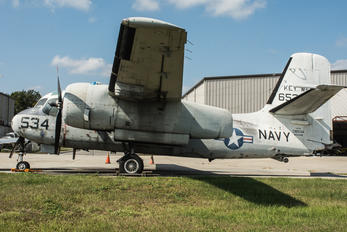 N5244B - Private Grumman US-2B Tracker