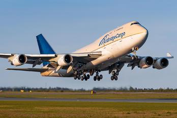 TF-AMP - Air Bridge Cargo Boeing 747-400BCF, SF, BDSF