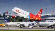 9H-NEO - Air Malta Airbus A320 NEO aircraft