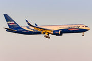 4K-SW808 - Silk Way Airlines Boeing 767-300F aircraft